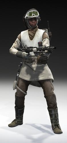 Human 1 Hoth Helmet