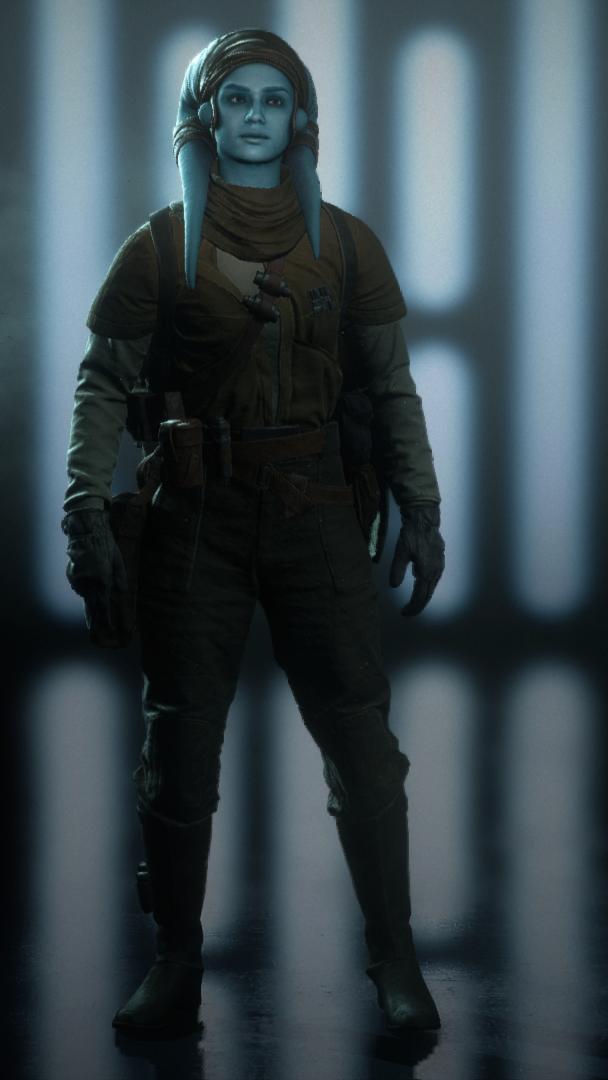 Twi'lek Resistance 01