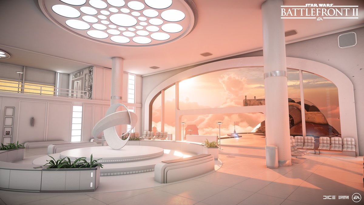 Bespin: Administrator's Palace