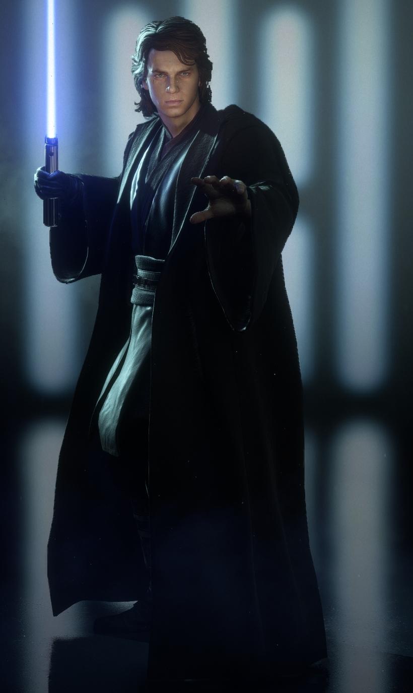 Jedi Robes (Anakin Skywalker Appearance)