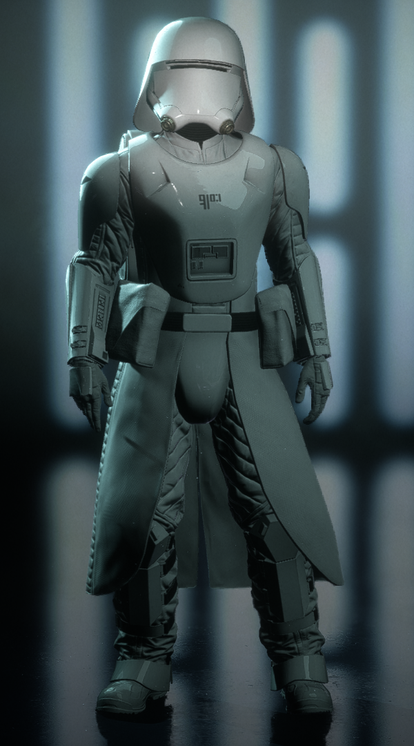 Snowtrooper (First Order Appearance)
