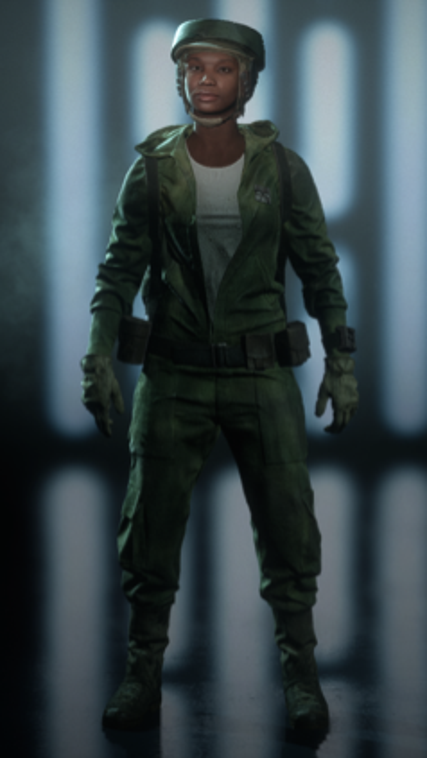 Human Rebel 04 (Specialist)