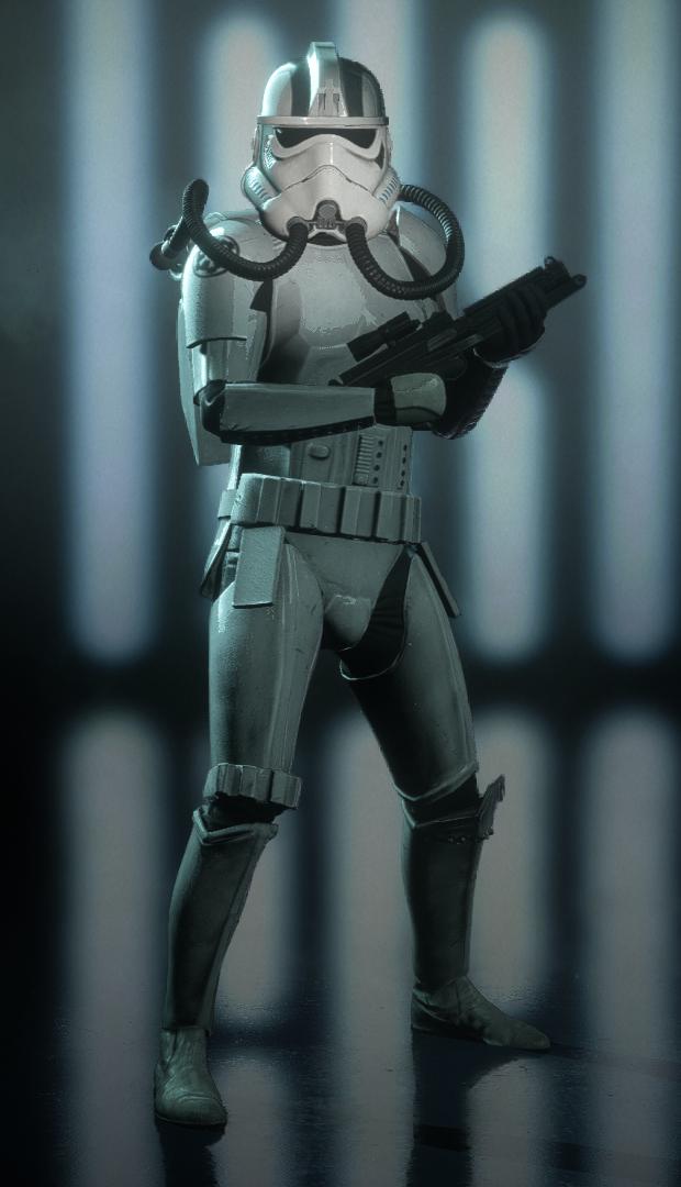 Default Appearance (Rocket Trooper)