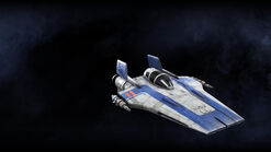 Tallie Lintra's RZ-2 A-Wing
