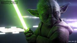 Yoda Official Battlefront II