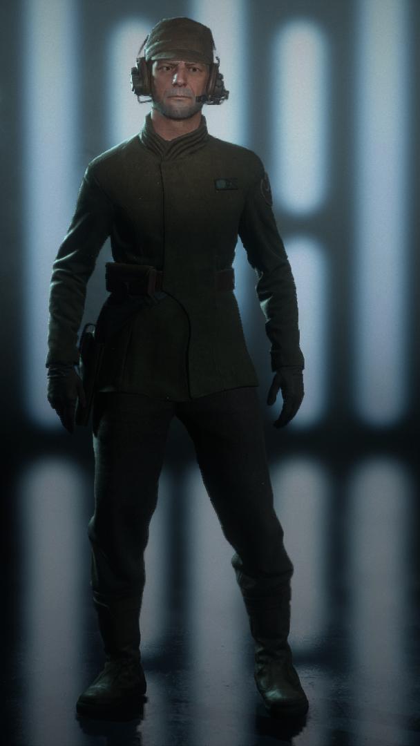 Human Resistance 02 (Officer)