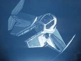 Yoda's Actis-class Light Interceptor