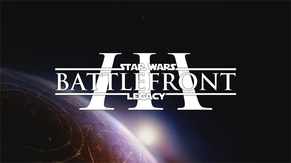 Star Wars: Battlefront III Legacy