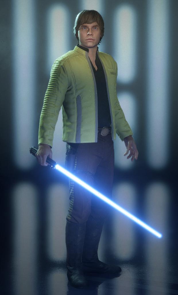 Yavin Ceremony (Luke Skywalker)