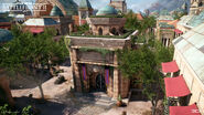 Naboo Theed - Buildings (3) - Mikael Andersson DICE