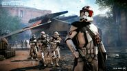 Star Wars Battlefront II - 91st Recon Corps and 104th Battalion