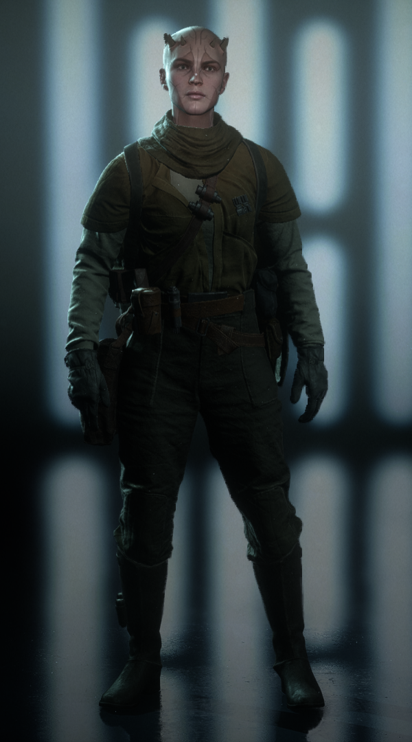 Zabrak Resistance 01 (Specialist)