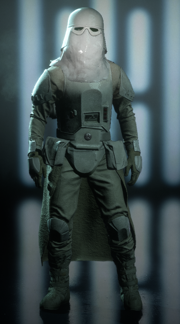 Snowtrooper (Galactic Empire Appearance)