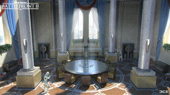 Naboo Interior Concept Art - Joseph McLamb