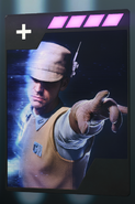 SWBFII DICE Boost Card Officer - Bounty Hunter