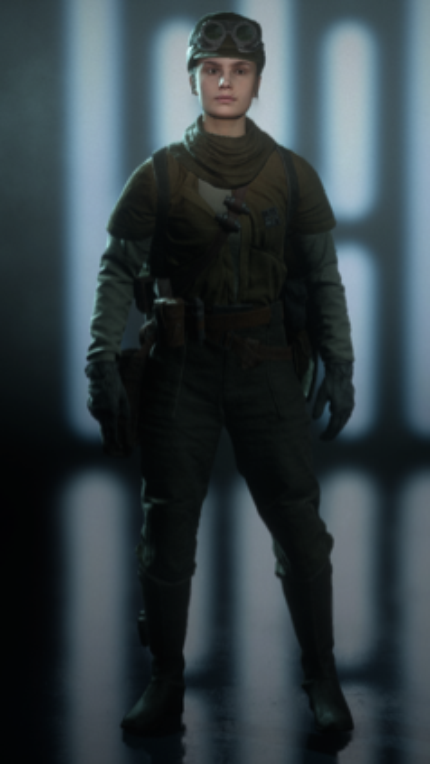 Human Resistance 02 (Specialist)