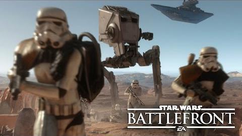 Star Wars Battlefront Миссии — Кооперативный игровой процесс E3 2015