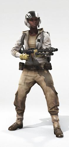 Human 1 Tatooine Helmet