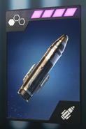 SWBFII DICE Ability Card Heavy - Ion Torpedo