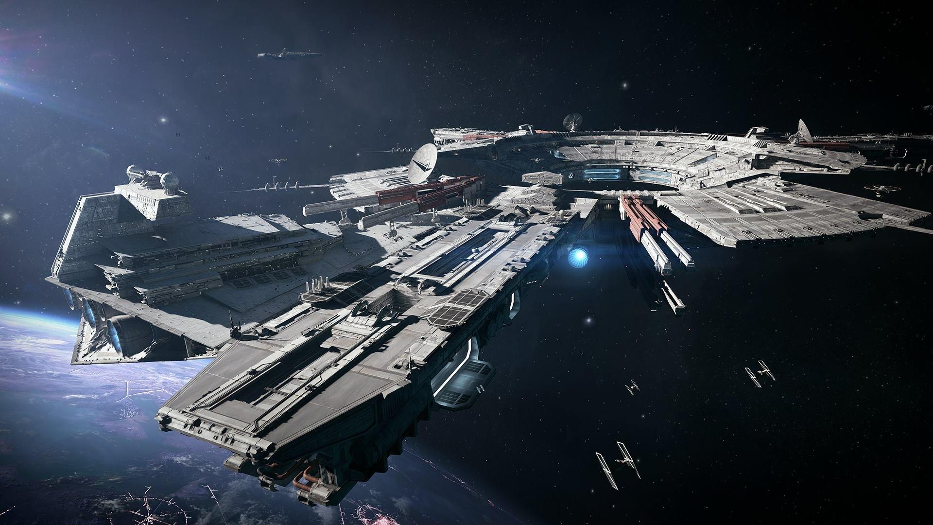 Fondor: Imperial Shipyard