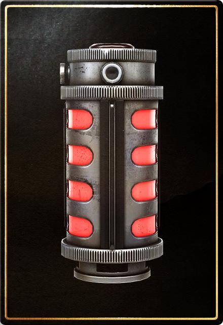 Dioxis Grenade