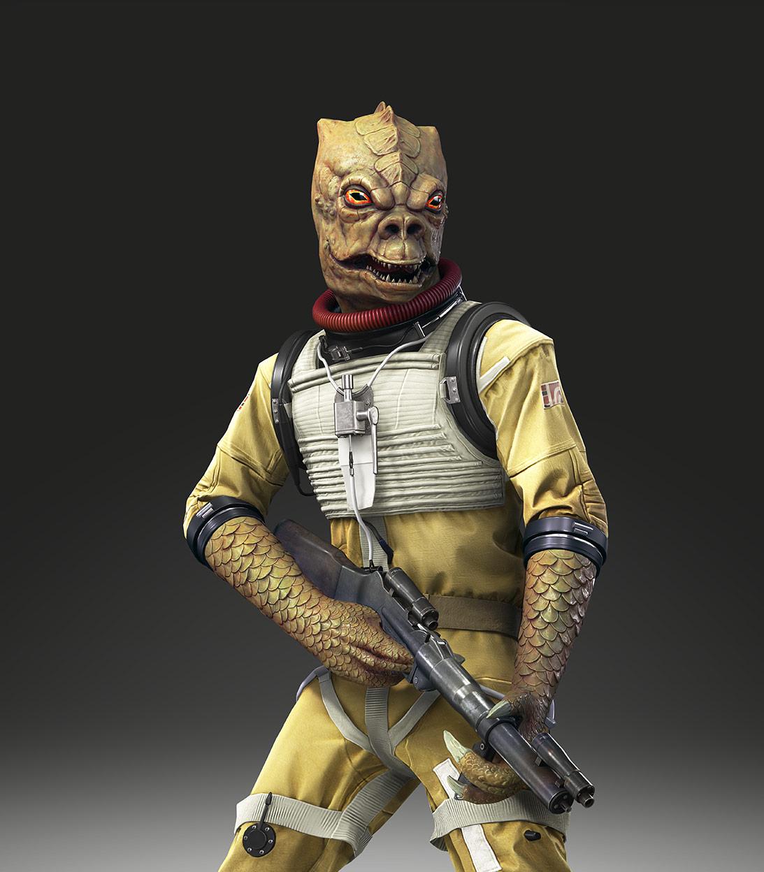 Bossk Star Wars Battlefront Wiki Fandom