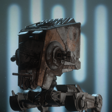 SWBFII Scavenged AT-ST.png