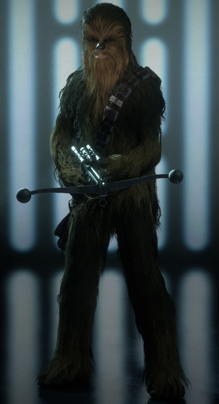 Wookiee Smuggler (Chewbacca Appearance)
