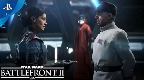Star Wars Battlefront 2 - Single Player Story Scene PS4