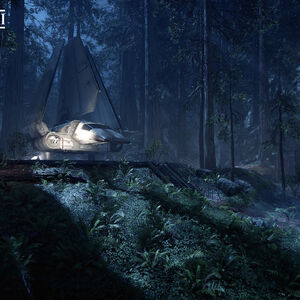 Endor Research Station 9 Star Wars Battlefront Wiki Fandom