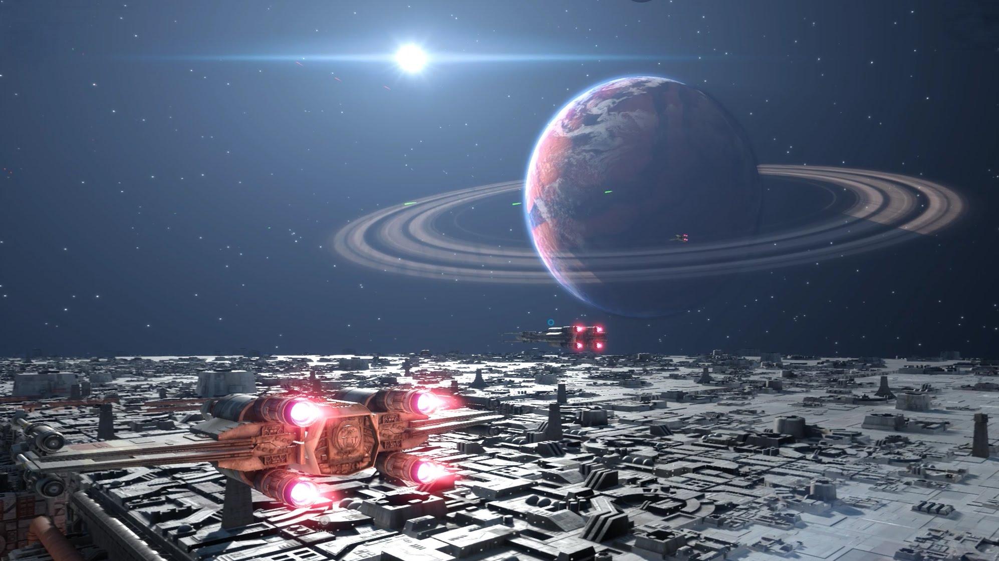 Death Star Surface