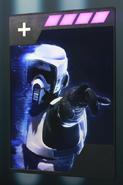 SWBFII DICE Boost Card Specialist - Bounty Hunter