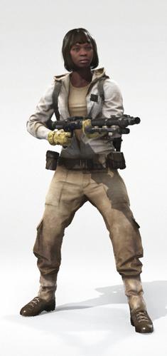 Human 1 Tatooine Bob Cut 2