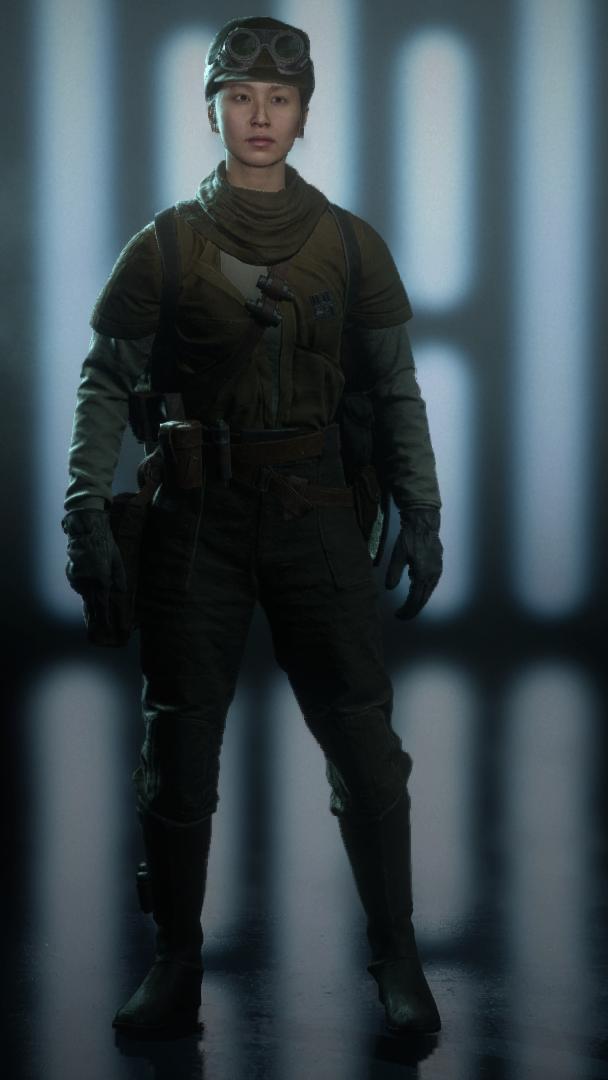 Human Resistance 01 (Specialist)