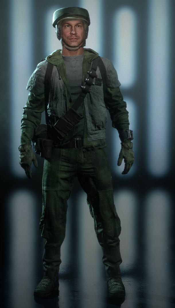 Human Rebel 01 (Assault)