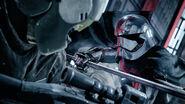 Captain Phasma Resistance Heavy Trooper