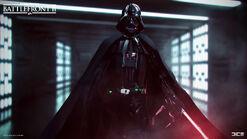 Darth Vader Concept Art - Esbjörn Nord