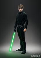 Battlefront Luke