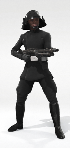 Human 1 Death Star Trooper Helmet