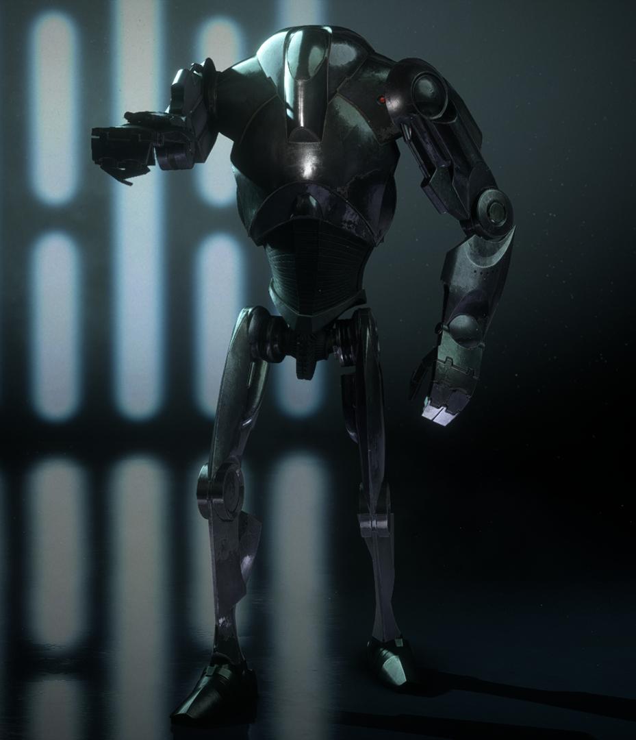 B2 Super Battle Droid