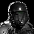 SWBII DICE Death Trooper Icon