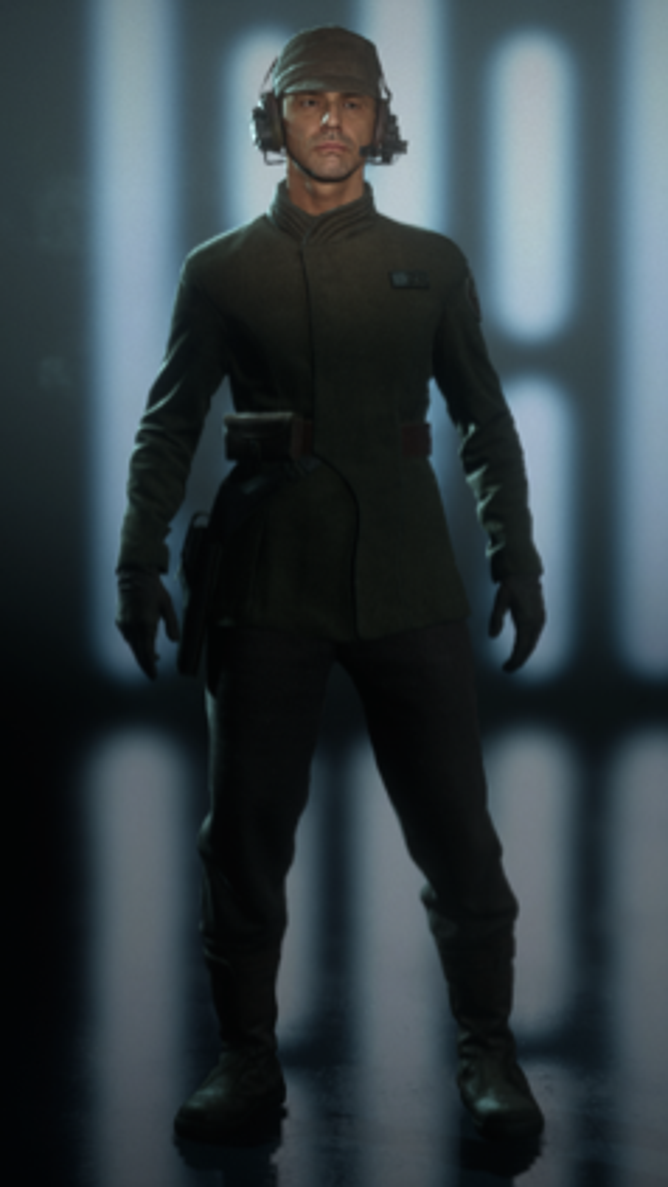 Human Resistance 01 (Officer)