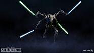 General Grievous Four Lightsabers - Battlefront II