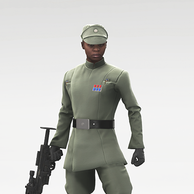 Imperial Officer (Appearance)