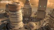 Star Wars Battlefront - Bespin Cloud City (Sebastian Kim)