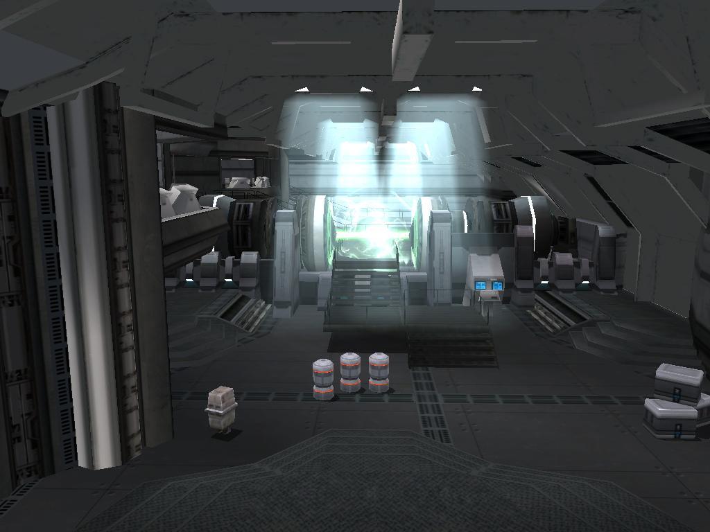 Tantive IV: Interior