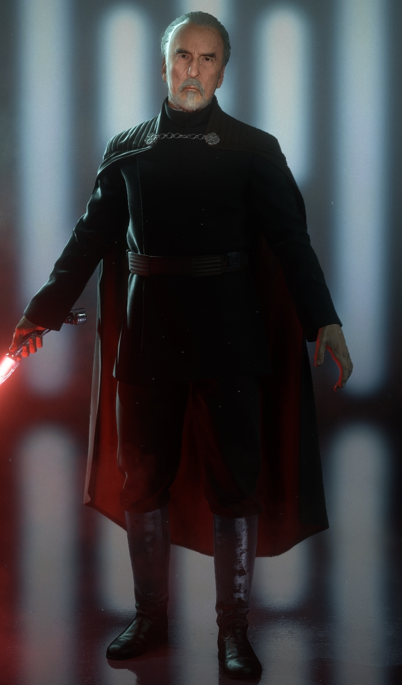 Sith Lord (Count Dooku Appearance)