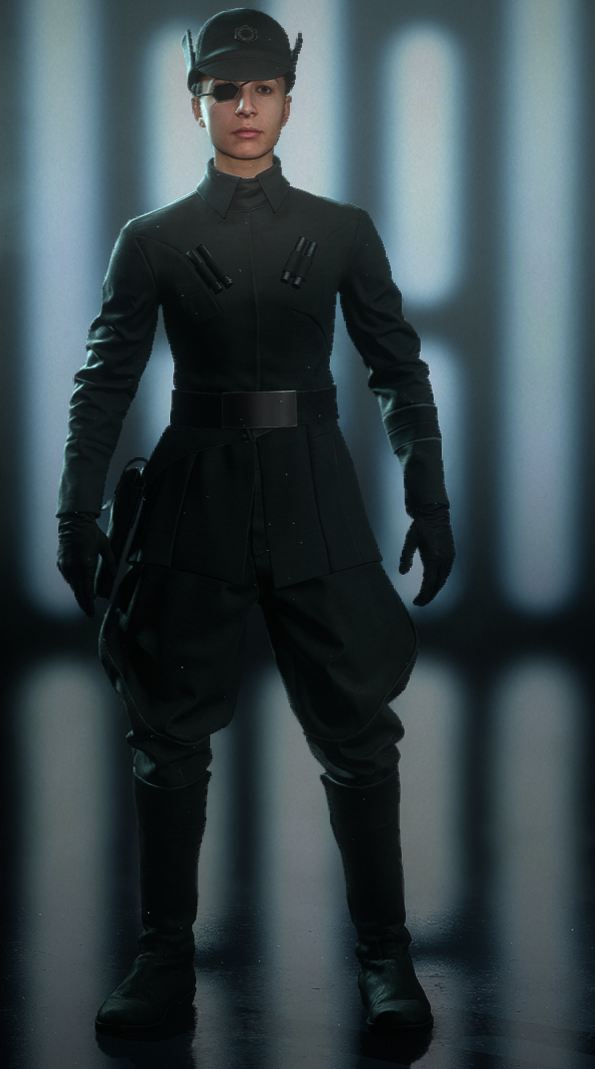 Human First Order 03