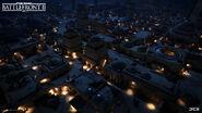 Mos Eisley View Night