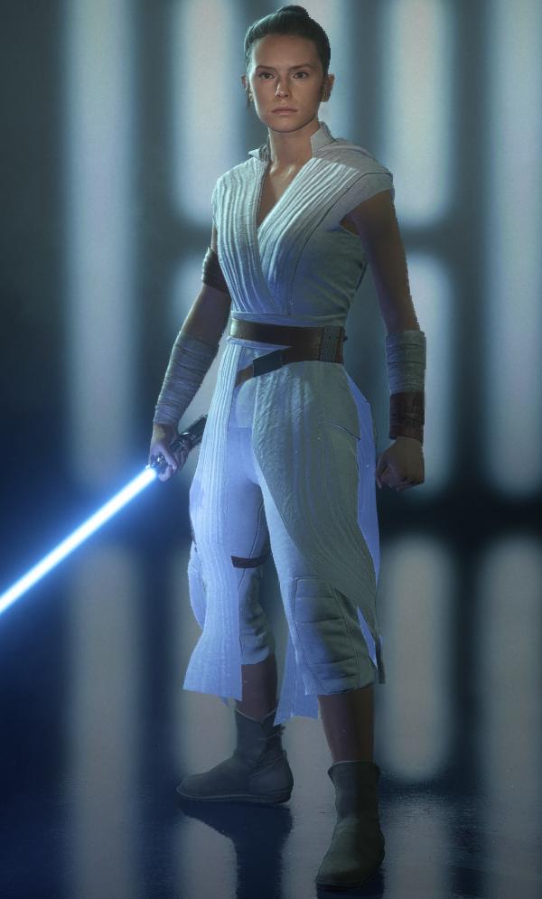Jedi (Rey Appearance)